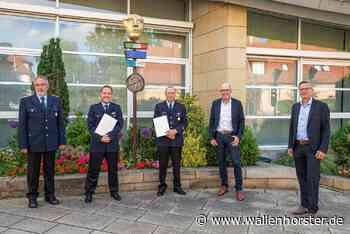 Neue Feuerwehrführung in Wallenhorst einsatzbereit - Wallenhorster.de