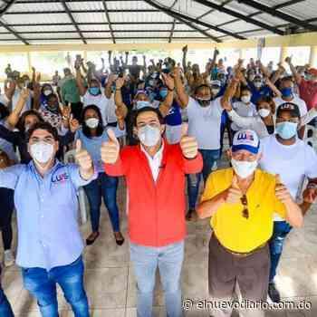 Robertico se movilizó con juventud en Nagua y Samaná en apoyo a Abinader - El Nuevo Diario (República Dominicana)
