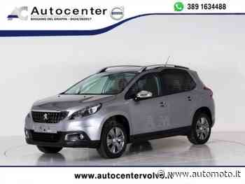 Vendo Peugeot 2008 82 S&S Style usata a Bassano del Grappa, Vicenza (codice 7581617) - Automoto.it - Automoto.it
