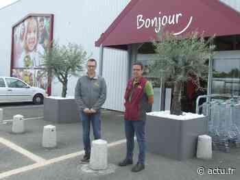 Evron : LaMaison.fr a trouvé son espace dans la zone commerciale - actu.fr
