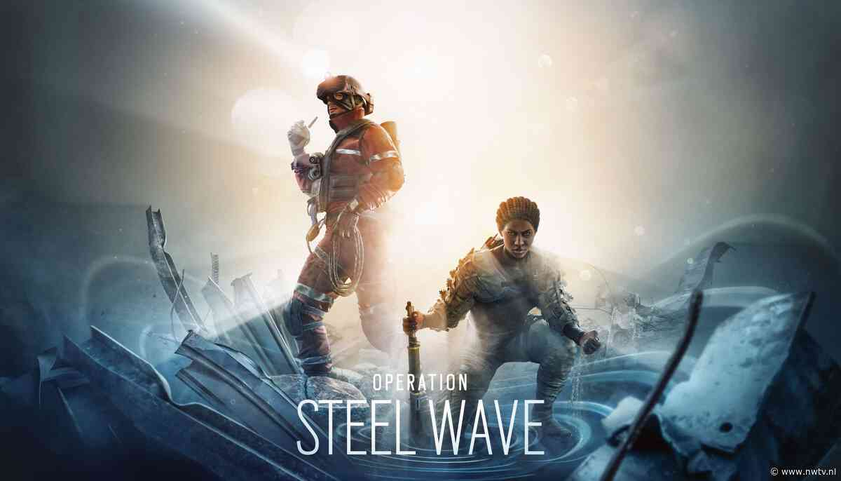 Tom Clancy's Rainbow Six Siege Operation Steel Wave-update is nu beschikbaar op alle platformen - NWTV