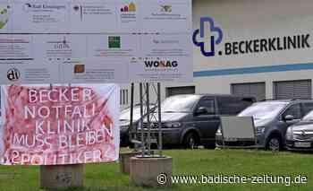 Ein Zeichen, aber wenig Hoffnung - Bad Krozingen - Badische Zeitung
