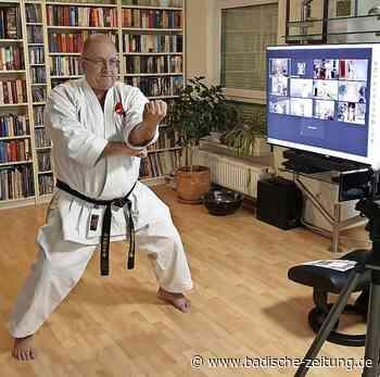 Die Karateka haben Online-Training schätzen gelernt - Bad Krozingen - Badische Zeitung