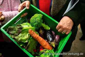 Foodsharer wollen im Markgräflerland Lebensmittel retten - Bad Krozingen - Badische Zeitung