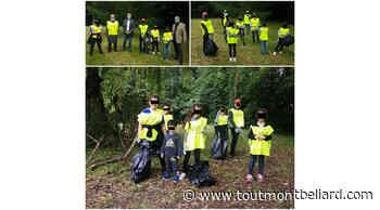 Nettoyage de la Ville de Valentigney : les jeunes à l'honneur - ToutMontbeliard.com