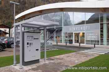 CAME: parcheggi tecnologici ad Agordo, fino a 200 posti anche a servizio dei cittadini - Edilportale.com