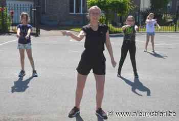 Dansertjes CBS komen uit hun kot (Londerzeel) - Het Nieuwsblad