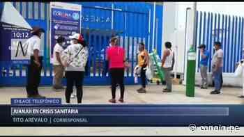 San Martín: Hospitales de Juanjuí en crisis por falta de oxígeno - Canal N