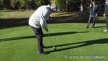 Pitch&Putt Pinkstertoernooi in Bussloo - Deventer Radio en Televisie