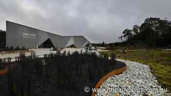 From ticket booth to grand 'gateway': Cradle Mountain's new visitor centre - The Advocate