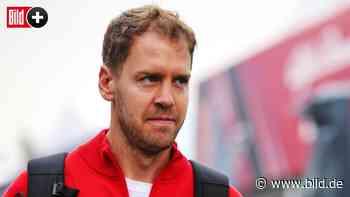 Formel 1: Warum es zwischen Sebastian Vettel und Ferrari knallt - BILD