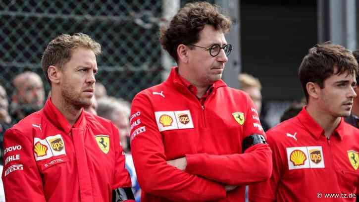 Sebastian Vettel: Hammer-Wechsel bei Mercedes in der Formel 1? Ferrari verkündet News   Formel 1 - tz.de