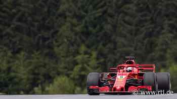 Sebastian Vettel bekommt 15 PS mehr für den F1-Saisonstart in Österreich - RTL Online