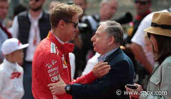 Jean Todt hofft auf Verbleib von Sebastian Vettel in der Formel 1 - SPOX.com