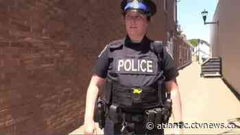 Kentville glad it equipped officers with body cameras two years ago - CTV News