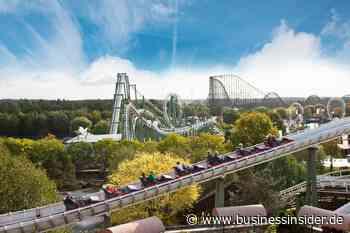 Heide Park Soltau: So ist ein Besuch im Freizeitpark während Corona - Business Insider Deutschland