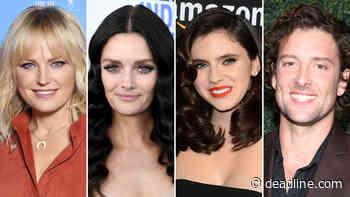 Malin Akerman To Executive Produce Horror Film 'With Teeth' Starring Lydia Hearst, Kara Hayward & Jack Donnelly – Cannes - Deadline