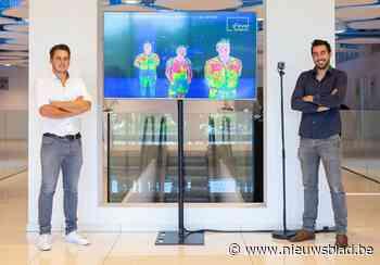 Meetjeslands bedrijf lanceert nieuw toestel voor evenementensector: Fever Screener meet koorts aan de lopende band