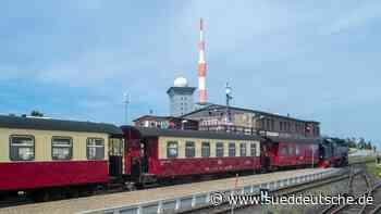 Schmalspurbahnen rollen wieder durch den ganzen Harz - Süddeutsche Zeitung