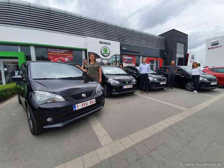 Kinderopvang neemt elektrische auto's in gebruik