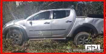 Homem morre em acidente de carro na BR 135 em Monte Alegre do Piauí - GP1