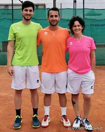 Tennis - A Suzzara e Pegognaga scuola estiva con i Maestri Brighenti e Scarpetta Rongoni - La Voce di Mantova