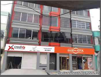 """COAC """"CREDI YA LTDA."""", inaugura nuevas instalaciones en Riobamba y celebra primer aniversario de fundación. - Diario Los Andes"""
