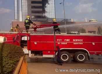Three children caught in fire in Awka - Daily Trust