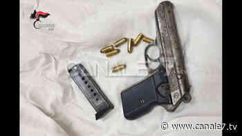 Casamassima (BA- Nascondeva in cantina una pistola illegale con relativo munizionamento. Arrestato - Canale7