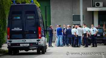 Santa Maria Capua Vetere – Rivolta nel carcere, fermata dopo 12 ore: 8 agenti feriti - Paesenews