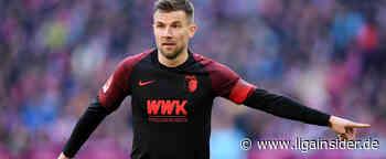 FC Augsburg: Wird Daniel Baier fit fürs Spiel gegen Hoffenheim? - LigaInsider