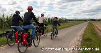 Neue Radstrecken: ADAF in Wachtberg stellt neue Karte mit Routen fürs Fahrrad vor - General-Anzeiger