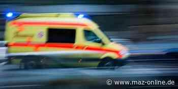 Wildau und Schönefeld: Zwei Radfahrer durch Kollision verletzt - Märkische Allgemeine Zeitung