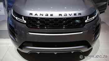 Polizei sucht Zeugen: Autodiebe stehlen Range Rover in Rellingen   shz.de - shz.de