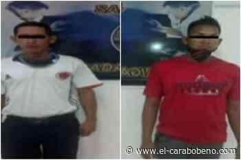 Detenidos dos hombres que hurtaron oficinas de Conviasa en el Arturo Michelena - El Carabobeño
