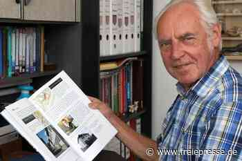 Ortschronist legt weiteres Buch über Meerane vor - Freie Presse