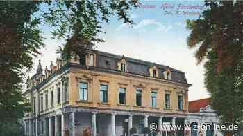 Erinnerung an Arolser Fürstenhof-Herrlichkeit   Bad Arolsen - wlz-online.de