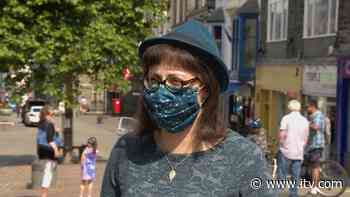 Keswick shoppers asked to cover their face while in stores - ITV News