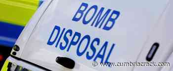 Bomb disposal unit called to property in Keswick - Cumbria Crack