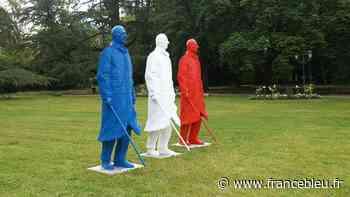 La ville de Saint-Cyr-sur-Loire accueille une oeuvre pour le 80e anniversaire de l'appel du 18 juin - France Bleu