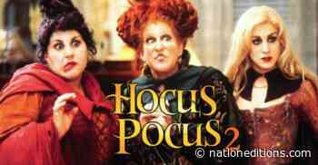 Hocus Pocus 2: When Will It Arrive And Will Sarah Jessica Parker Return For It? - NationEditions