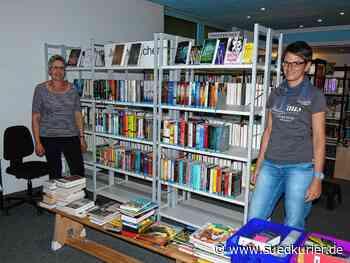 Albbruck: Gemeindebücherei öffnet wieder, doch die Besucher müssen eine Mundschutzmaske tragen - SÜDKURIER Online