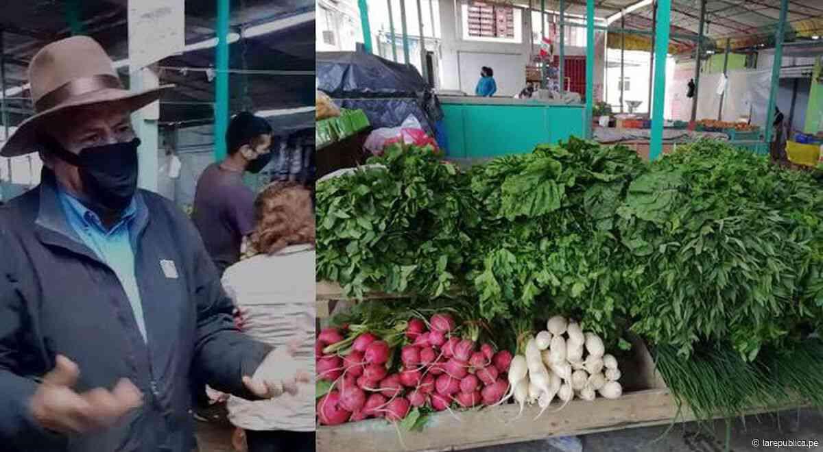 Venden a 0.60 céntimos el kilo de papa en feria agraria de Pachacútec - LaRepública.pe