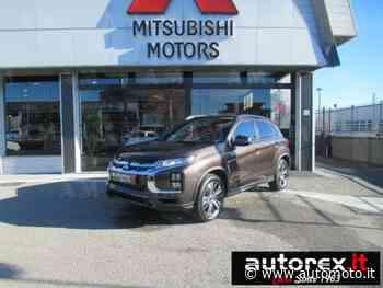 Vendo Mitsubishi ASX 2.0 2WD CVT Instyle SDA nuova a Olgiate Olona, Varese (codice 7622413) - Automoto.it