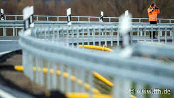 Leitplanken-Diebe in Griesheim unterwegs - HIT RADIO FFH
