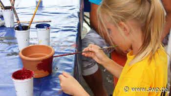 Kinderbetreuung in Rangendingen: Mit Plan B durch die Ferien - SWP