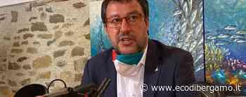 Matteo Salvini a Castelli Calepio L'incontro con gli imprenditori orobici - L'Eco di Bergamo