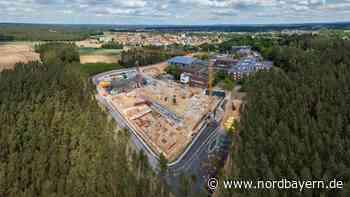 So wächst das neue Krankenhaus am Rother Weinberg - Nordbayern.de