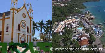 Ilha de Itaparica: mapa do coronavírus mostra Vera Cruz com 49 casos e Itaparica com 46; Covid-19 segue avançando e assustando a população. - Jornal da Mídia