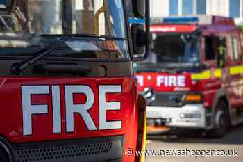 LFB fight flat fire on Lewisham Road, Greenwich - News Shopper